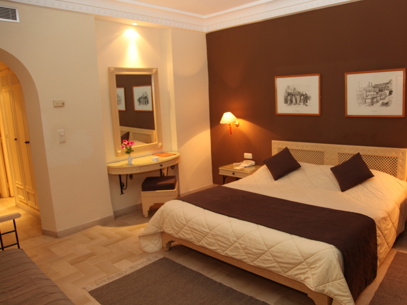 Habitaciones - Vincci Flora Park-Adults Only 4*