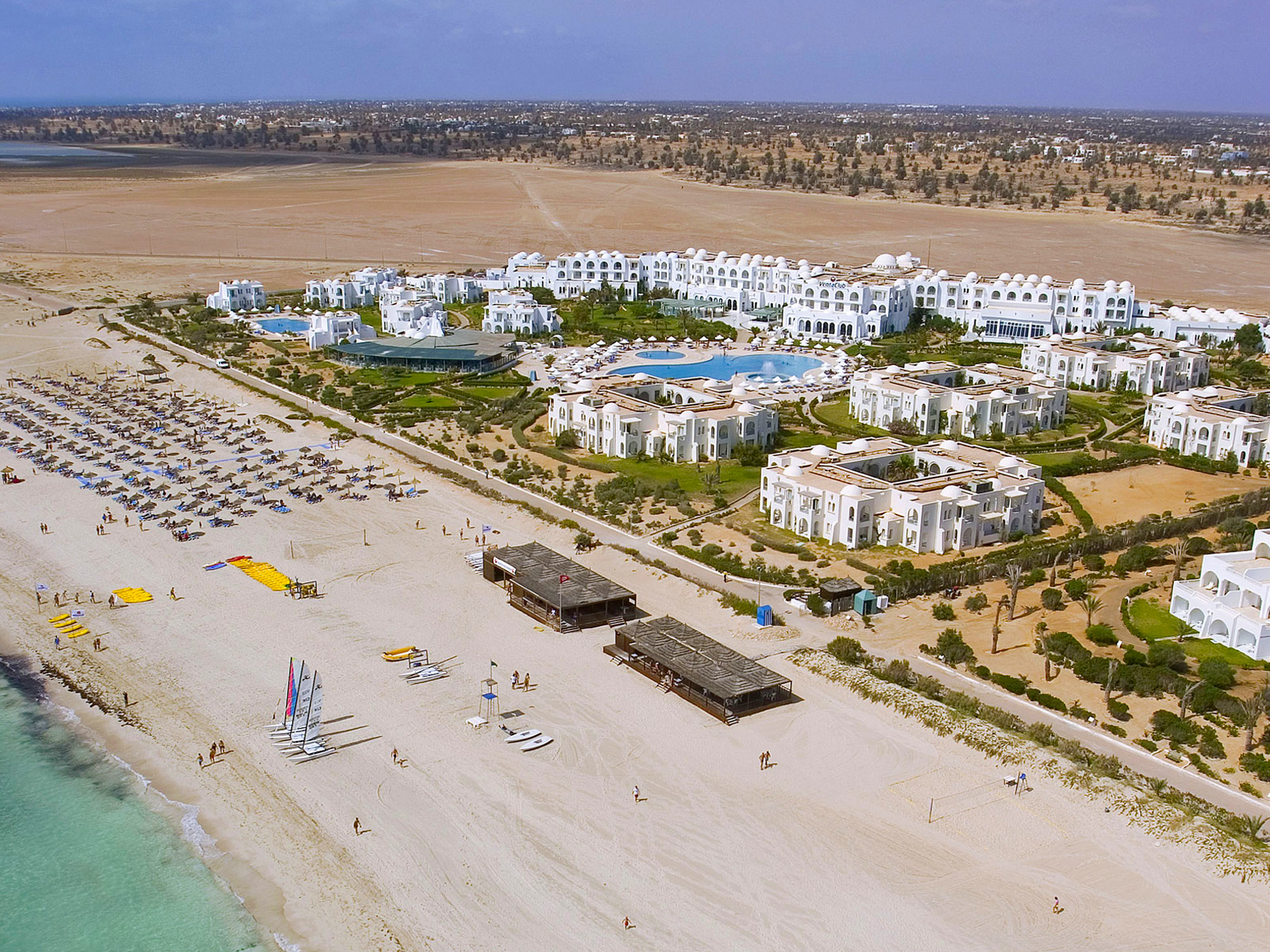 Hotel djerba h lios beach vincci hotels for Hotels djerba