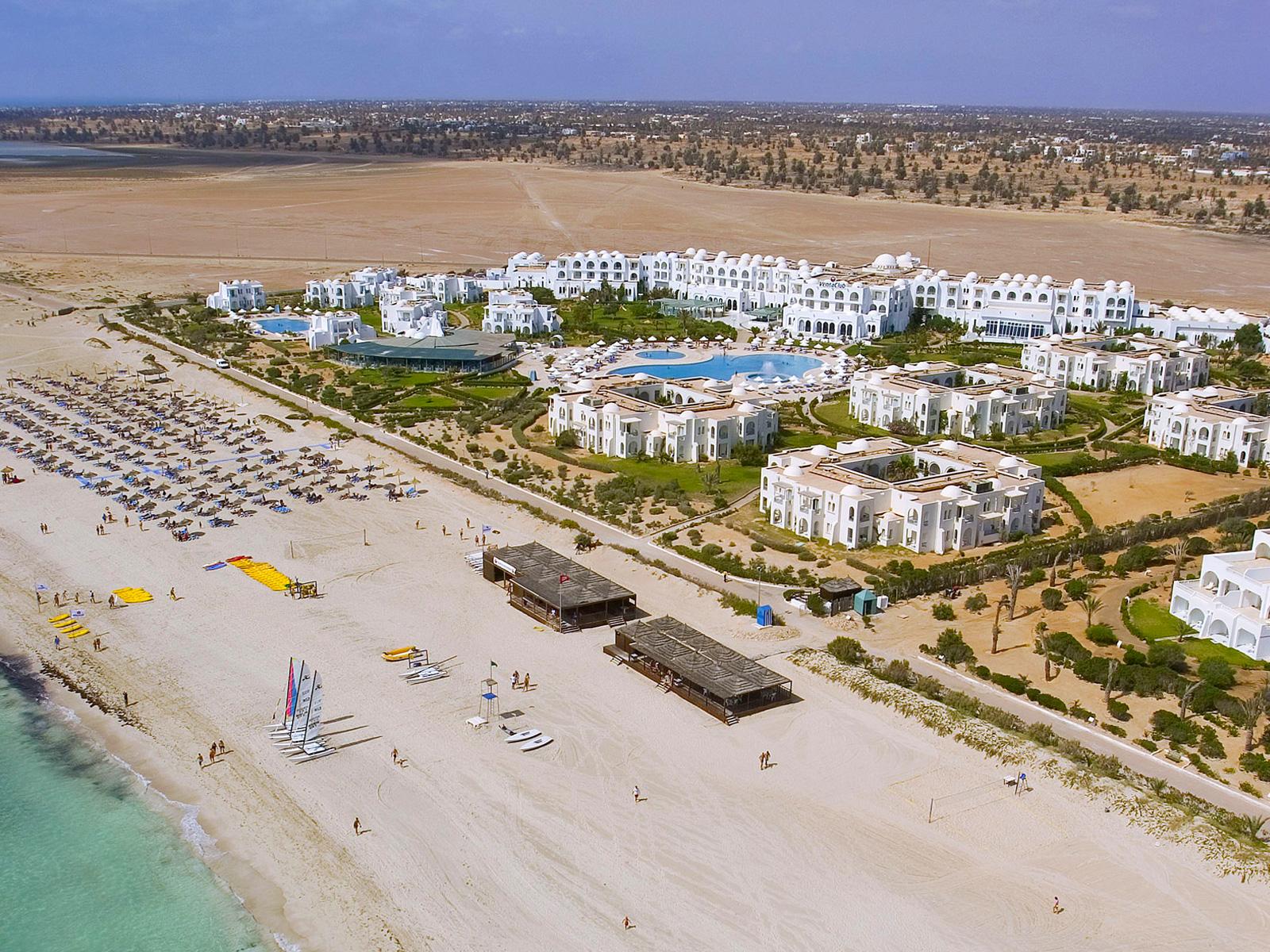 Aérea - Vincci Hélios Beach 4* Djerba