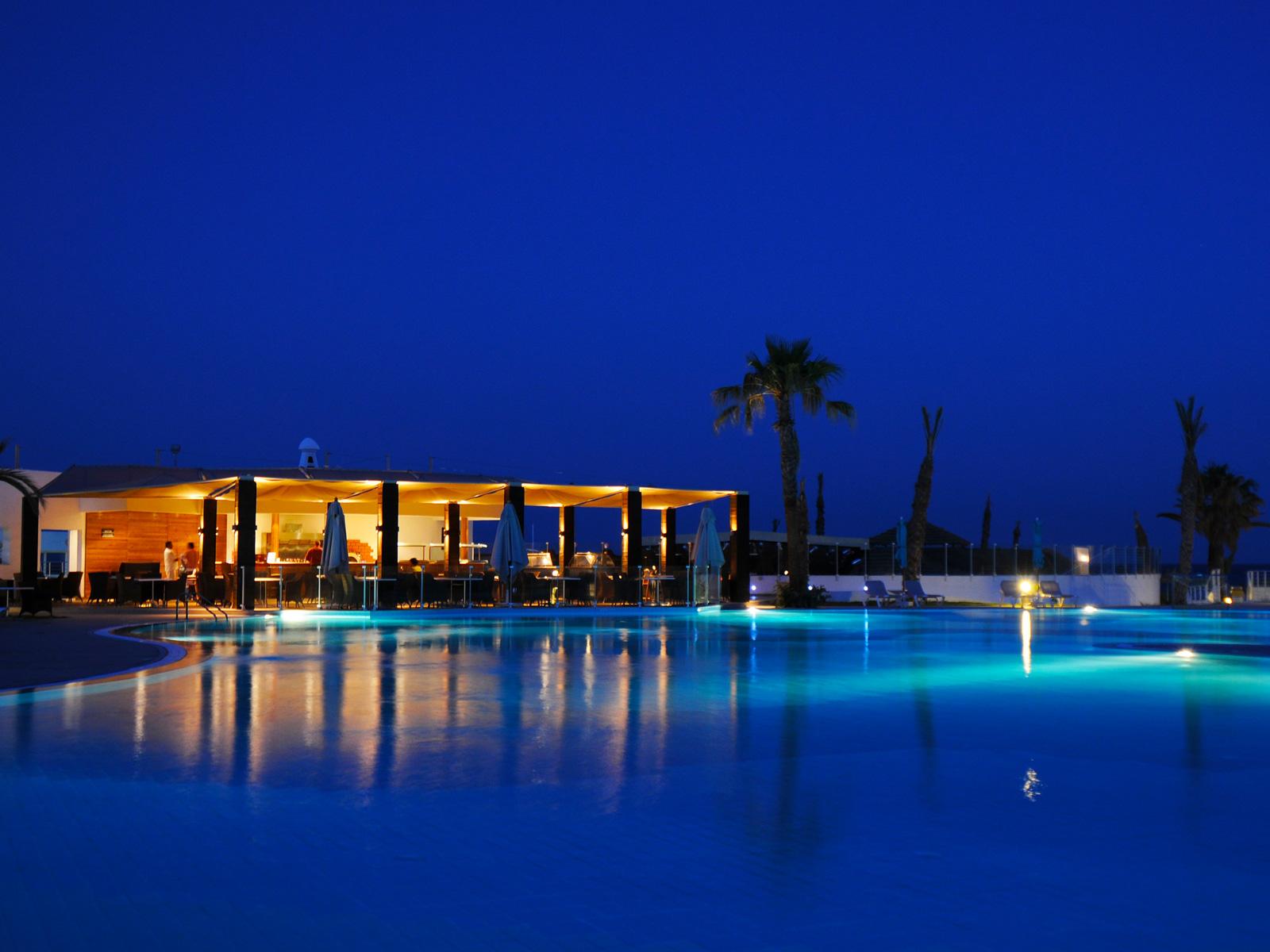 Snack Pool - Hamammet Nozha Beach Hotel