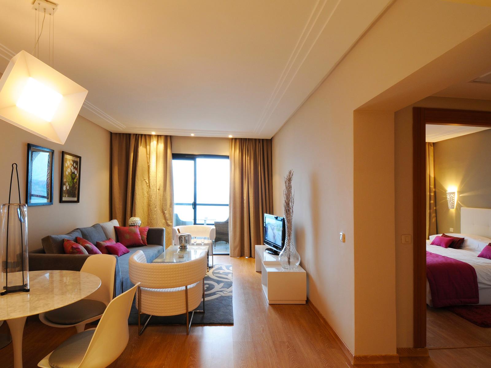 Habitaciones - Vincci Nozha Beach&Spa
