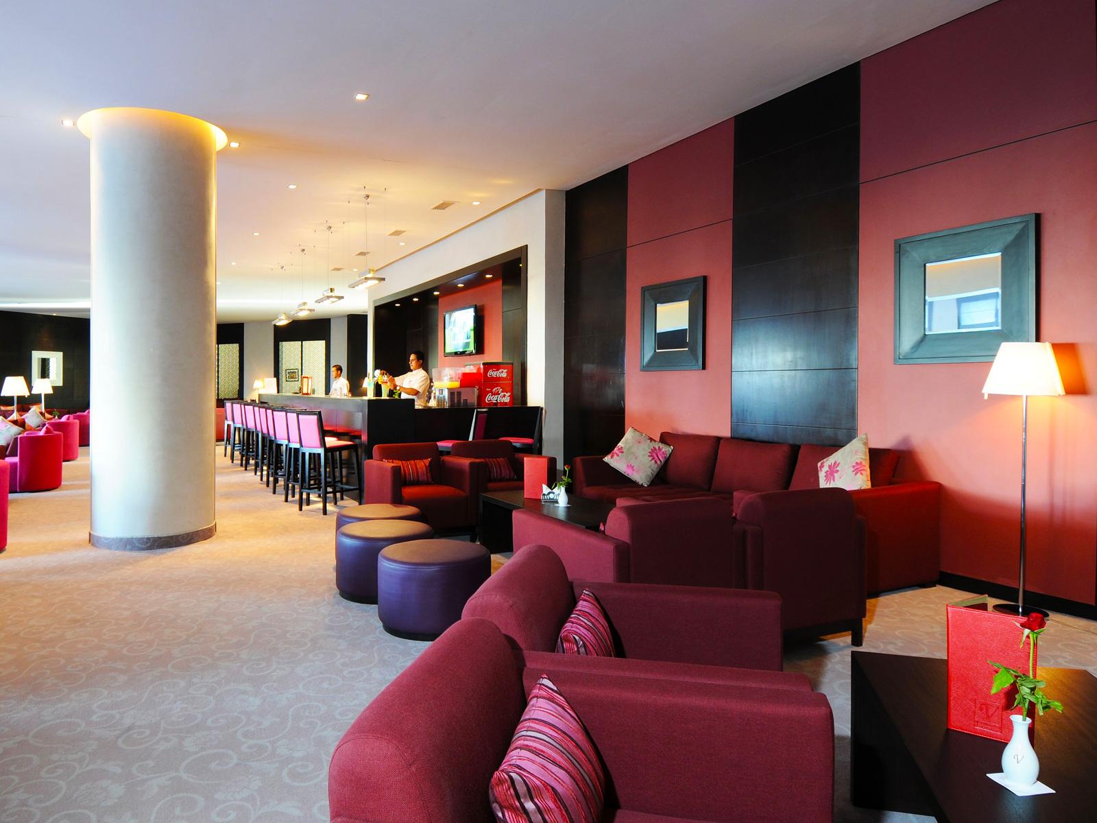 Lobby - Hamammet Nozha Beach Hotel