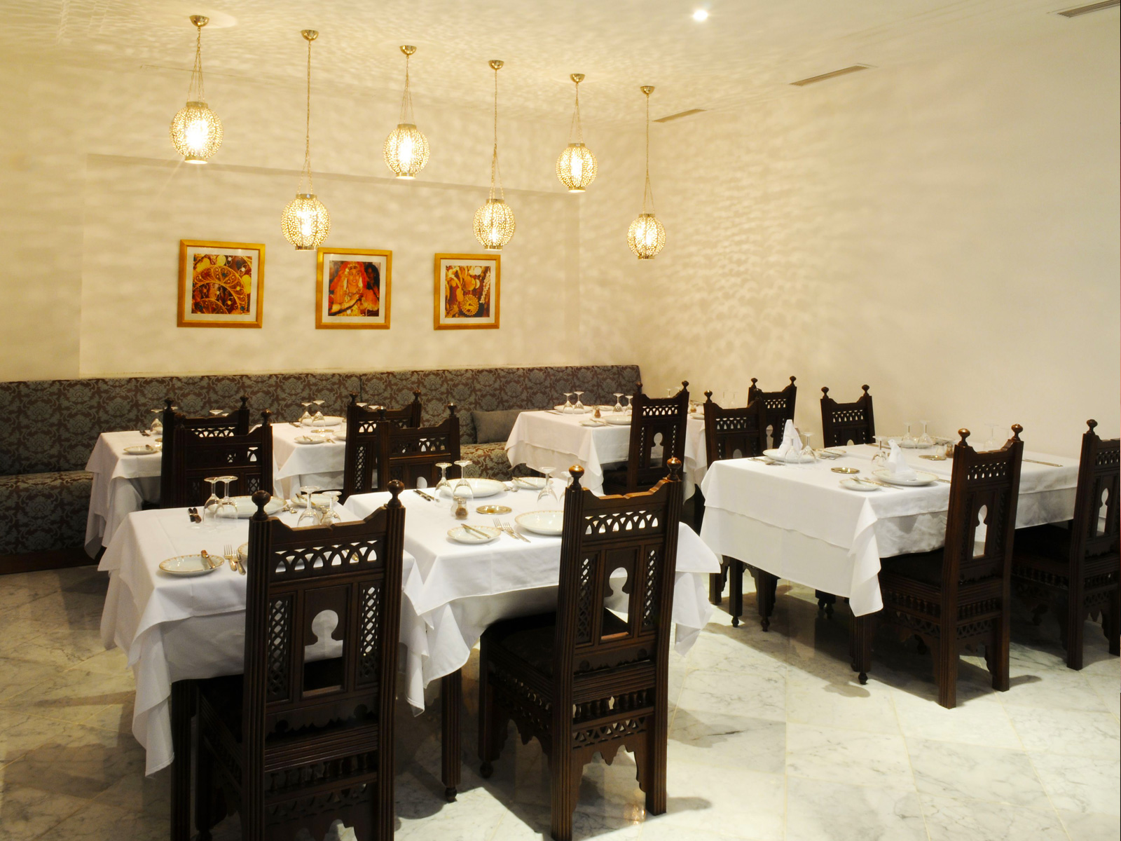 Restaurant - Hamammet Nozha Beach Hotel
