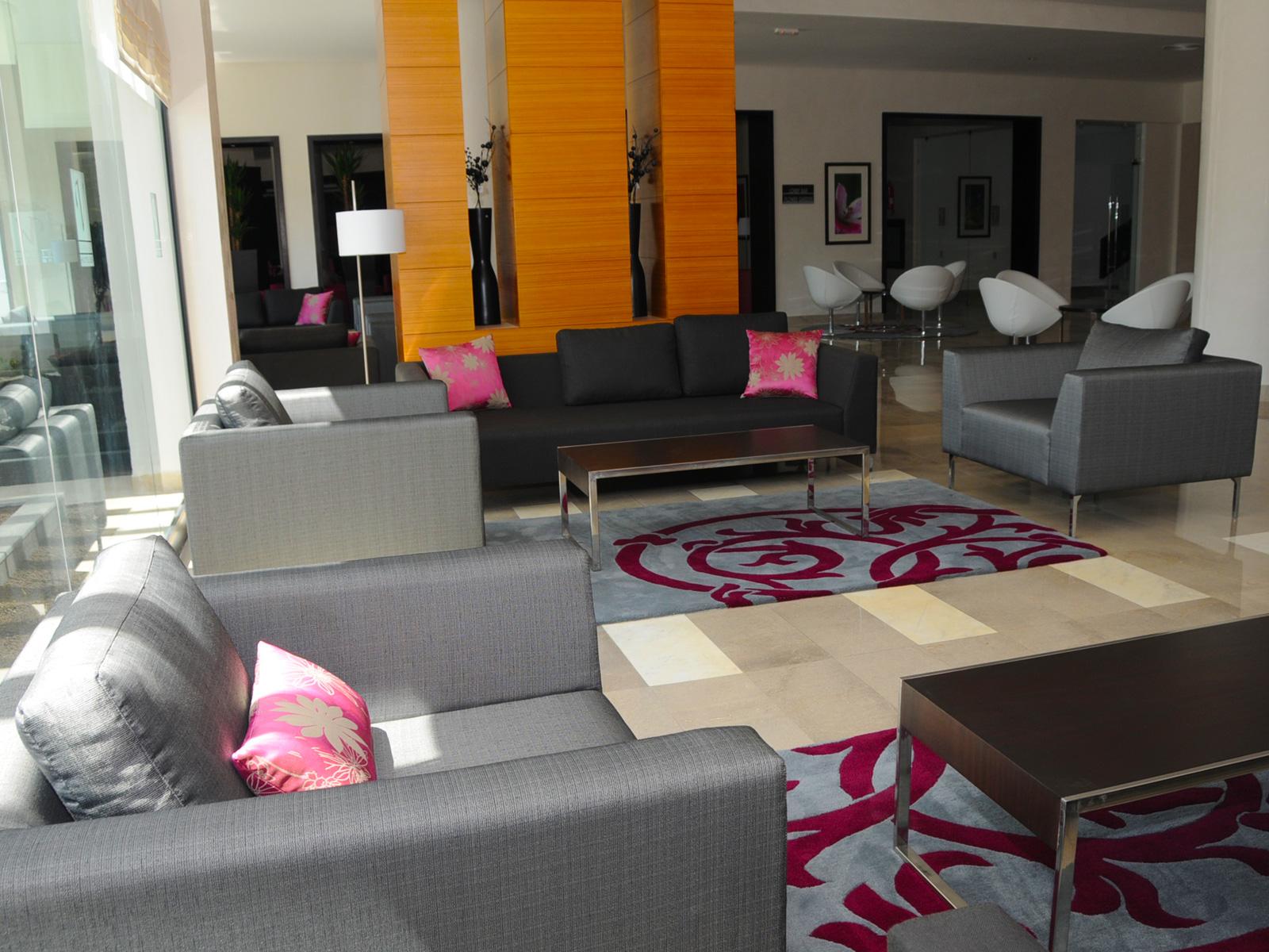 Hall - Hamammet Nozha Beach Hotel
