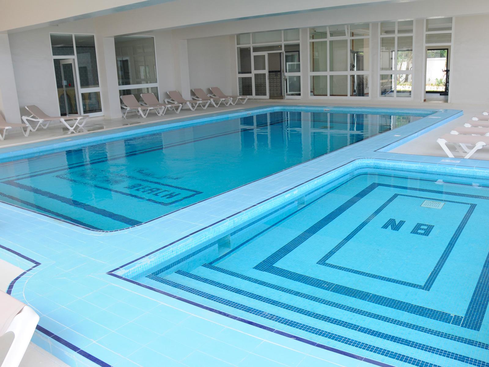 Piscine intérieure - Hamammet Nozha Beach Hotel