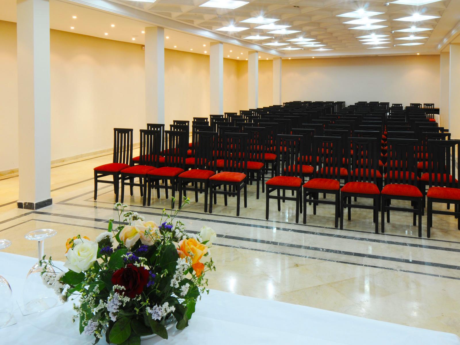Sala Reunión - Hamammet Nozha Beach Hotel