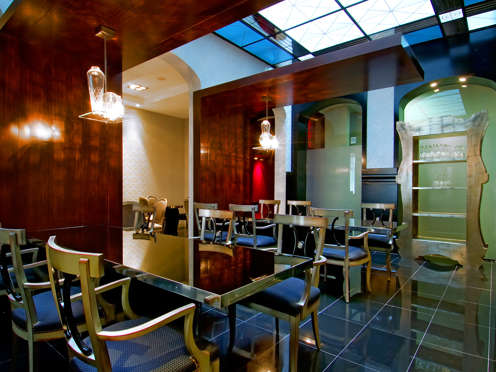 Desayuno Buffet - Vincci Palace 4*