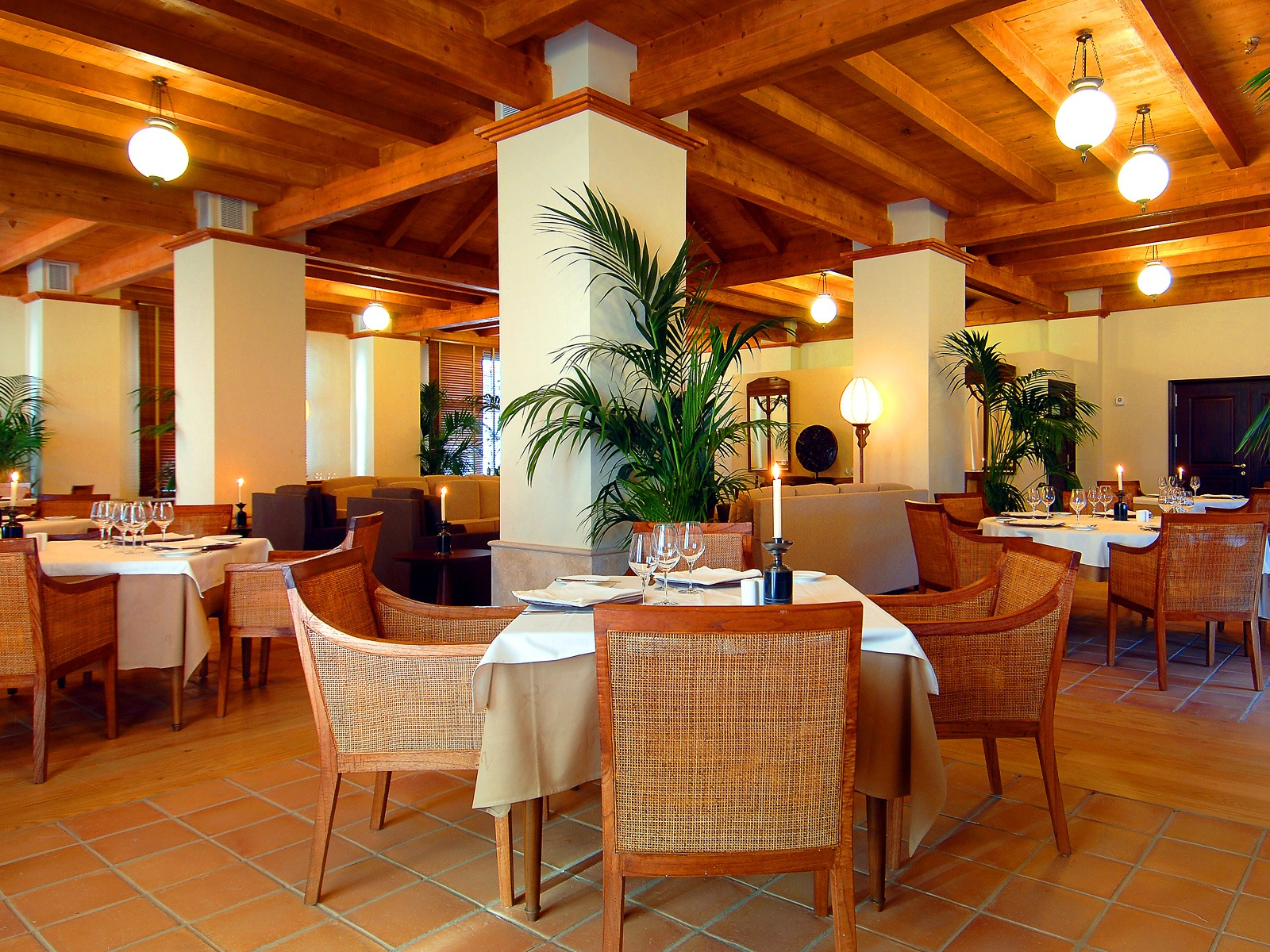 Restaurant - Vincci Selección La Plantación del Sur 5* Lujo